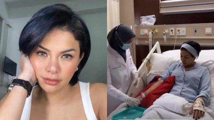 Sempat Pingsan, Nikita Mirzani Dilarikan ke Rumah Sakit