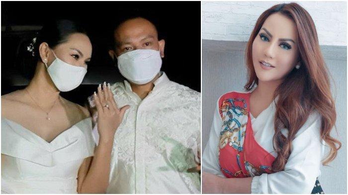 Nita Thalia Mengaku Heran pada Sikap Vicky Prasetyo: Mau Nikah sama Kalina, Masih Ngejar-ngejar Saya