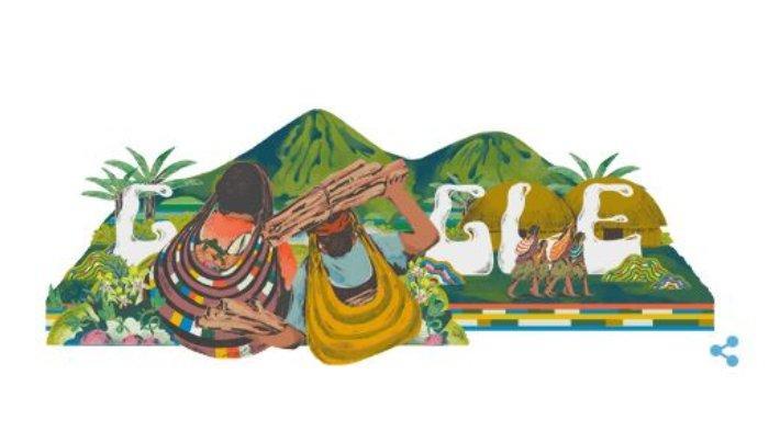 Mengenal Noken, Tas Tradisional Papua yang Muncul di Google Doodle Hari Ini