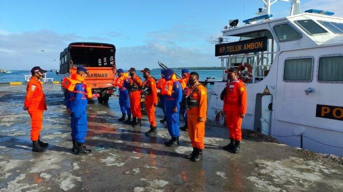Cuaca Buruk Hambat Pencarian KM Hentri Perairan Tanimbar - Maluku, Hasil Nihil