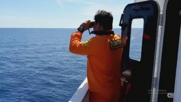 Dua Korban Tenggelamnya Kapal di Perairan Banda Ditemukan Selamat, Tim SAR Cari Korban Terakhir
