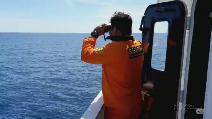 Wakasad Letjen TNI Moch Fachrudin Pimpin Doa untuk 3 Prajurit TNI yang Hilang di Laut Maluku