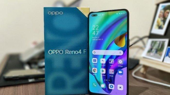 Daftar Harga HP Oppo Bulan Maret 2021: Oppo Reno4 F Dibanderol Mulai Rp 3,9 Jutaan