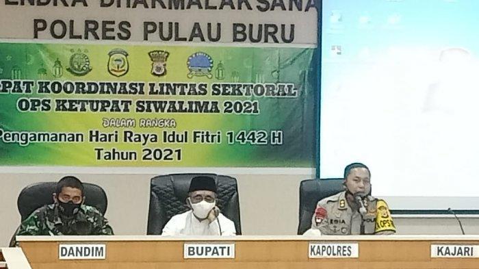 Polres Pulau Buru Rencanakan Operasi Ketupat Siwalima, Amankan Mudik hingga Hari Raya Idul Fitri