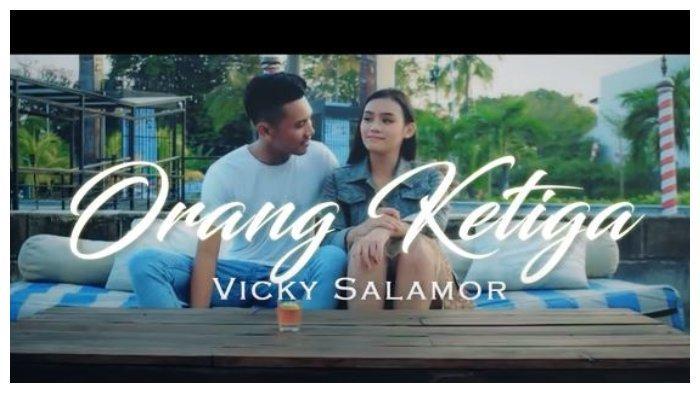 Chord Lagu Ambon Orang Ketiga - Vicky Salamor, 'Bukan Bahagia tapi Sengsara. . .'