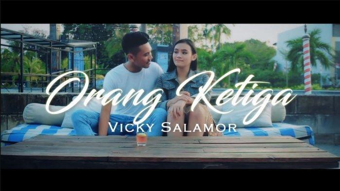 Chord Gitar dan Lirik Lagu Orang Ketiga - Vicky Salamor,  Lengkap dengan Link Download MP3