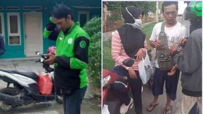 Tipu Belasan Driver Ojol, Wanita Pelaku Order Fiktif Berhasil Ditangkap Setelah Dijebak