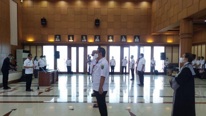 dr. Meykal Pontoh Pindah Jabatan Jadi Asisten Perekonomian & Pembangunan Sekda Maluku