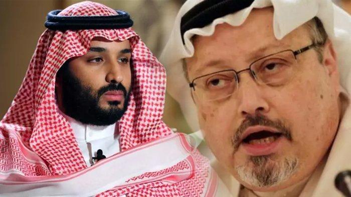 Badan Intelijen AS Minta Pertanggungjawaban MBS atas Pembunuhan Jamal Khashoggi, Arab Saudi Menolak