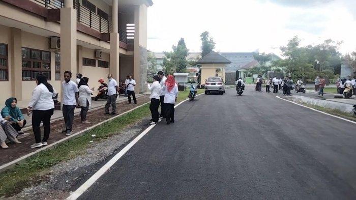 Gempa Magnitudo 6,1 Guncang Maluku Tengah, Dirasakan Kuat di Masohi, Warga Panik Berlarian