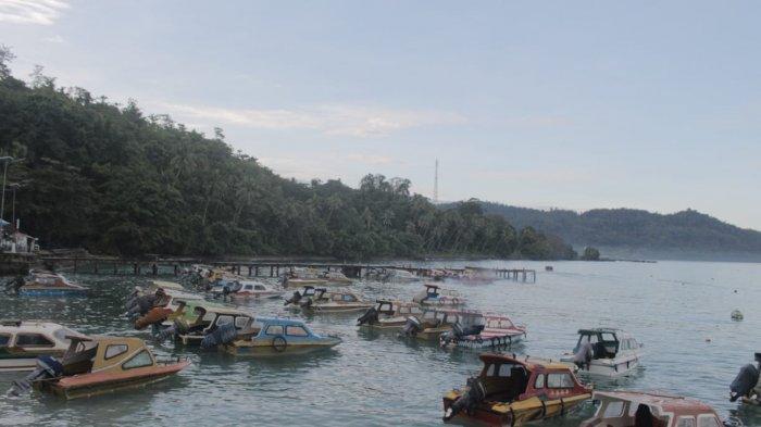Waspada Tinggi Gelombang Capai 4 Meter di Perairan Maluku