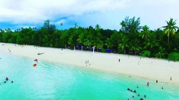 Mengenal Pantai Ngurbloat, Punya Pasir Selembut Tepung Terigu Lewat Virtual Tour