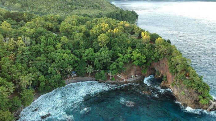Pesona Patai Pitu Kota, Indahnya Bak Surga yang Tersembunyi di Ambon