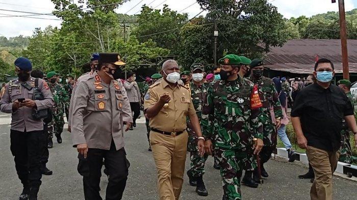 Kelompok Separatis Ancam Pemerintah, Pangdam Kasuari; Itu Biasa