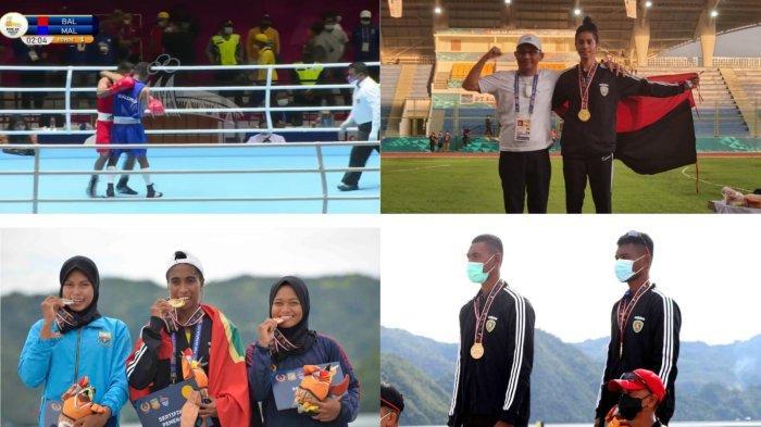 Jelang Penutupan PON XX Papua, Kontingen Maluku Baru Kantongi 5 Medali Emas