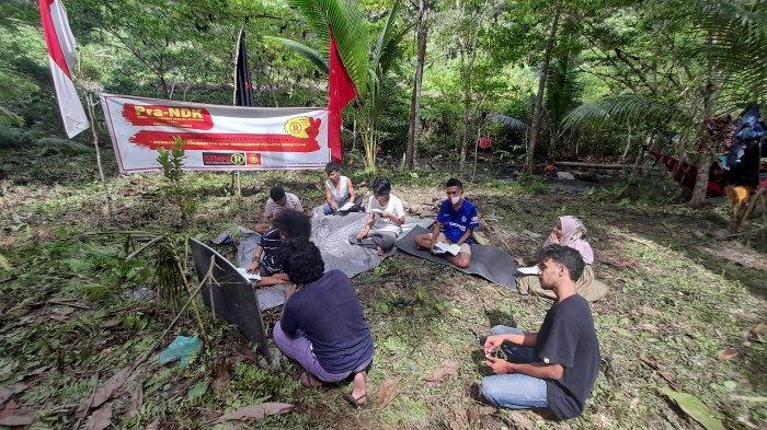 Gelar Pelatihan Pemuda, 'Gempar' Ajak Mahasiswa Kenali Alam dan Lingkungan Sosial