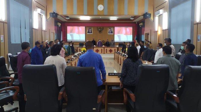 Rustam Latupono Pastikan Aktivitas DPRD Kota Ambon Kembali Normal Senin Mendatang