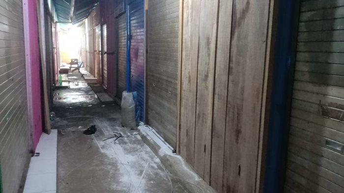Kondisi Pasar Apung Tak Layak, Pedagang; Wali Kota Ambon Mari Datang dan Lihat Langsung Kondisinya