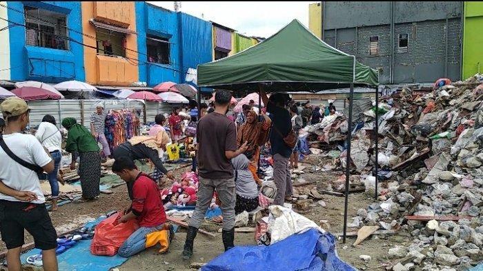 Pemkot Ambon Dinilai Tak Siap Revitalisasi Pasar Mardika, Taihuttu; Sekarang Kebakaran Jenggot