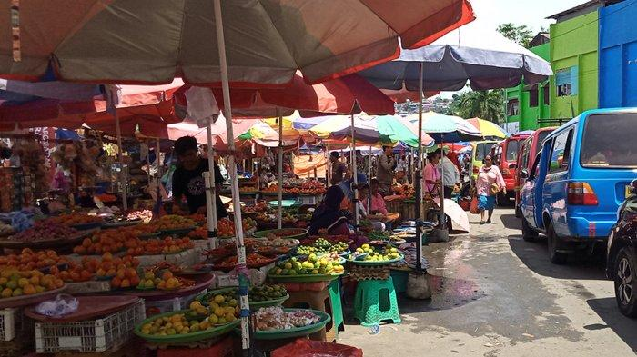 Disperindag Maluku Sidak di Sejumlah Pasar dan Distributor, Ada Sanksi Bagi Penimbun