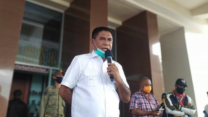 Update Corona di Maluku: Pasien Termuda di Maluku, Bayi Enam Bulan PositifCovid-19