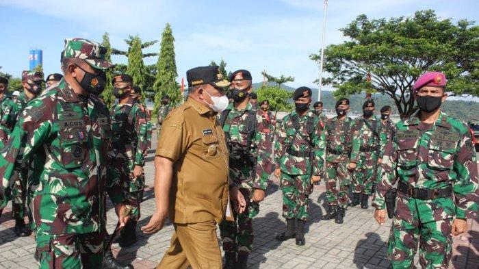 Apel Gelar Pasukan Pengamanan Natal, Ratusan Ribu Personel Gabungan Disiagakan