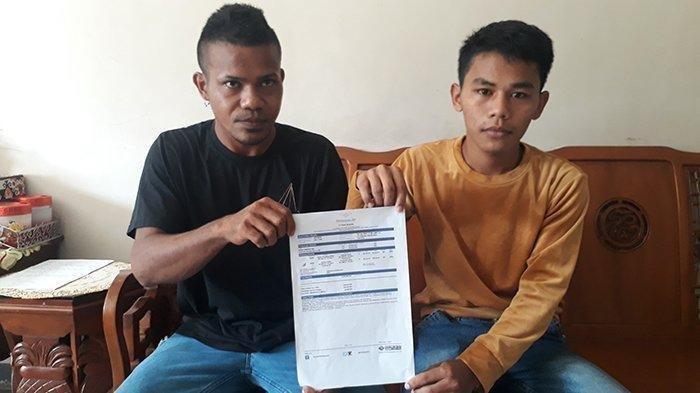 Namanya Ada di Manifest Sriwijaya Air SJ-182, Yulius: Jalan Tuhan Saya Bisa Selamat