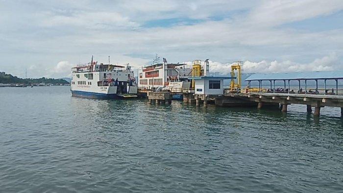 Cuaca Membaik, Kapal Ferry Penyeberangan Namlea-Ambon Sudah Diizinkan Berlayar