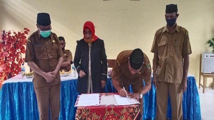 Mantan Kepsek SMA 43 Maluku Tengah Layangkan Somasi ke Gubernur Murad, Duga Maladministrasi Kadis