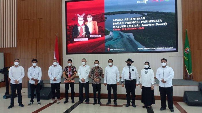 Tingkatkan Kunjungan Wisatawan di Maluku, Badan Promosi Pariwisata Dibentuk