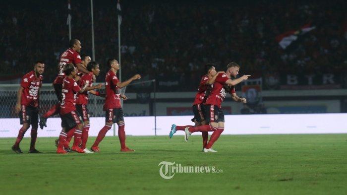Live TV Online 3 Laga Liga 1 2019: Bali United dan PS Tira Main Rebut Klasemen, Akses via HP Di Sini