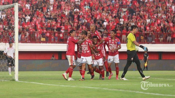 Bali United Belum Bisa Kejar Urutan Klasemen Liga 1 2019 PS Tira Persikabo