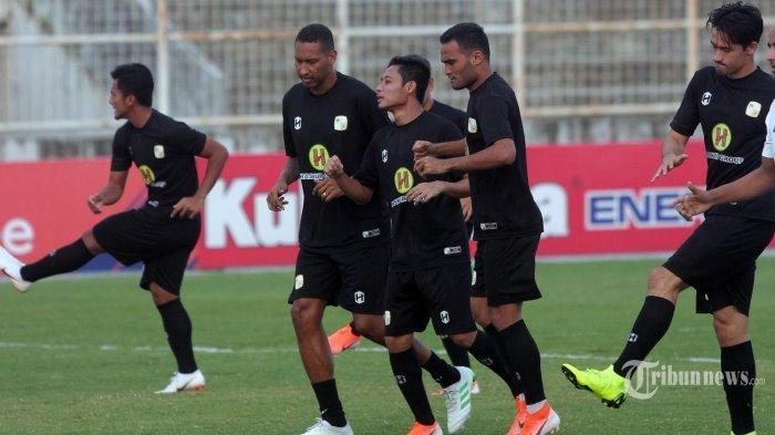 Liga 1 2019: Barito Putera vs Persela Lamongan Berakhir Skor Kacamata, Evan Dimas dkk Tertahan
