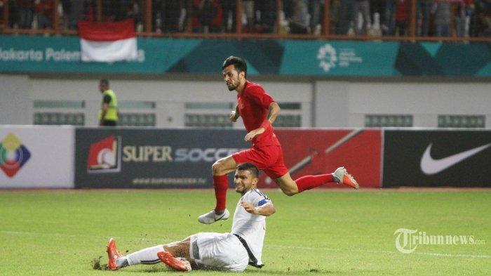 Siaran Langsung Timnas Indonesia vs Malaysia, Akses via HP Pukul 19.30 WIB
