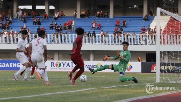 Link Live TV Online Timnas U19 vs Hong Kong Kualifikasi AFC U19 2020, Jumat Malam Ini 19.00 WIB
