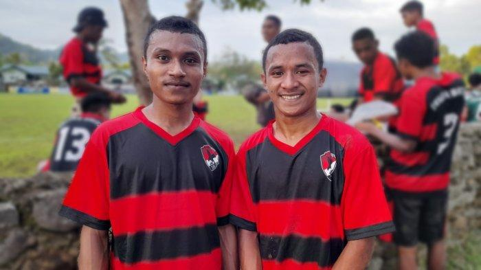 Sundulan Duo Bayau Getarkan Gawang Maluku United