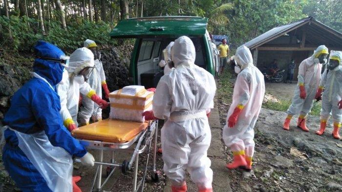 Viral Pemakaman Bayi Berusia 10 Hari PDP COVID-19, Ini Pesan Petugas yang Memakamkan pada Masyarakat