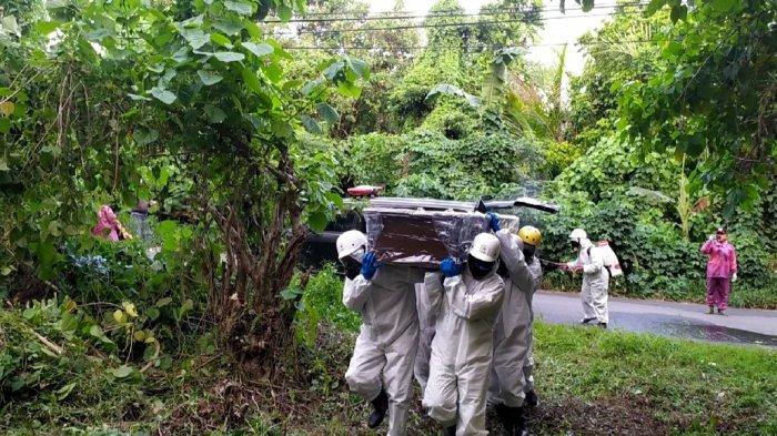 BREAKINGNEWS: 18 Hari di RS Haulussy Ambon, Ibu 33 Tahun Jadi Korban Meninggal ke-99 Covid-19 Maluku