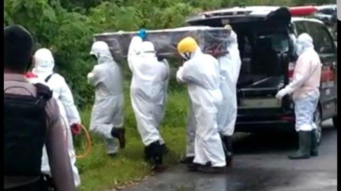 Keluarga PDP Covid-19 yang Meninggal di Ambon Akan Jalani Rapid Tes