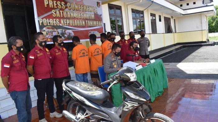 Aniaya Terduga Pencuri Motor hingga Tewas, Tiga Warga Tanimbar Ditangkap Polisi