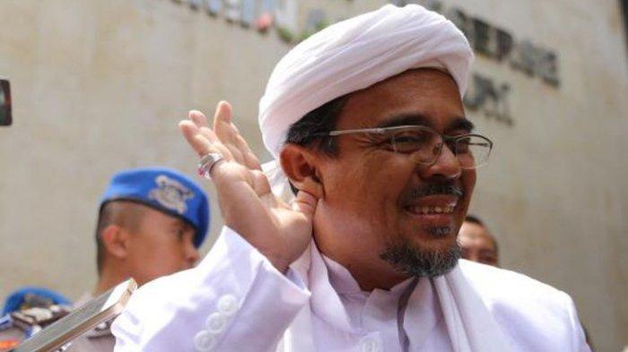 Doa Rizieq Shihab untuk Munarman: Semoga Dilindungi dari Makar Jahat