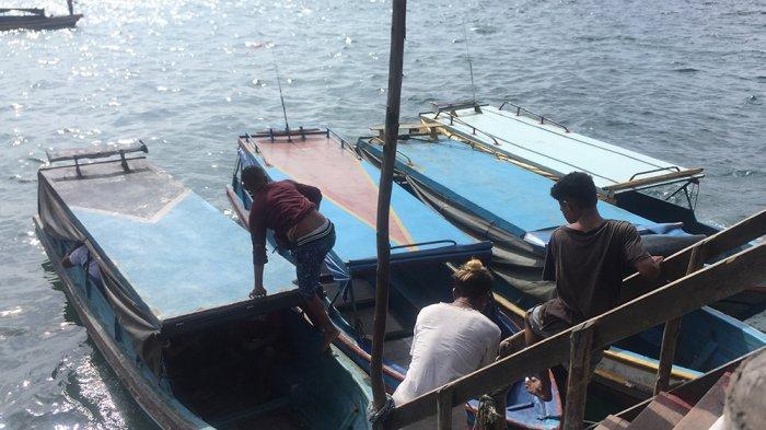 Sehari Dapat Rp 50 Ribu, Pengemudi Speed Boat di Mardika Mengaku Kesulitan