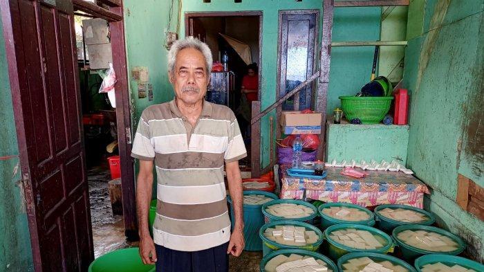 Awalnya Hanya Kontrak, Pengusaha Tahu di Ambon Berhasil Beli Bekas Kontrakannya Seharga Rp 450 Juta