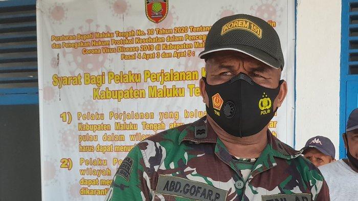 Ini Permintaan Prajurit TNI Penjaga Pintu Masuk Pelabuhan Tulehu