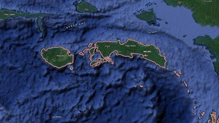 Peringatan Dini Prakiraan Tinggi Gelombang Perairan Maluku Jumat 2 Agustus, Ombak 3 Meter