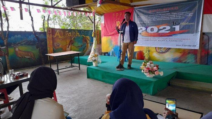 Di Milad Ke-16 FPPI Ambon, Tualeka Minta Kader Turun Ke Desa