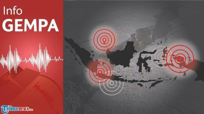 60 Gempa Susulan Terjadi Seusai Gempa 5,6 SR Maluku Tengah, BMKG Imbau Masyarakat Tetap Tenang