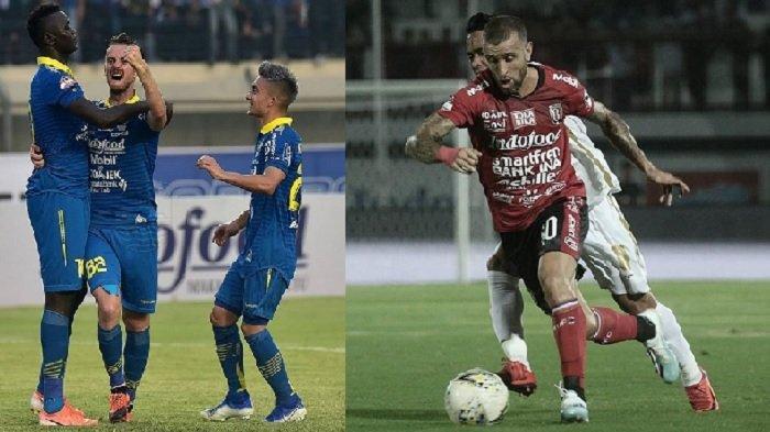 LIVE TV Online Persib Bandung vs Bali United Big Match Liga 1 2019, Akses Indosiar & Usee TV via HP