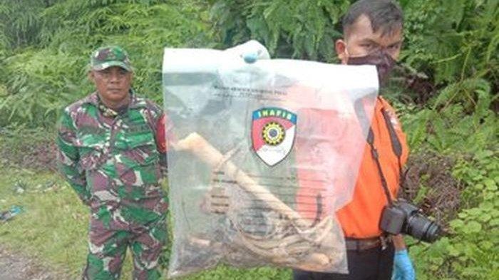 Sekongkol dengan Selingkuhan, Oknum TNI Bunuh Istri, Jasadnya Ditemukan Tinggal Tulang Belulang