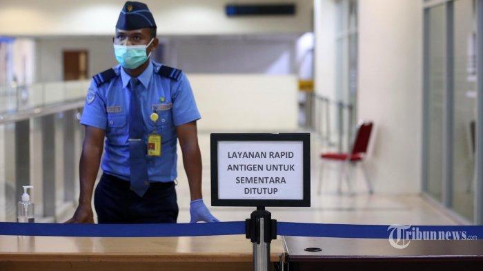Penggunaan Alat Rapid Test Bekas di Bandara Kualanamu, 6 Karyawan PT Kimia Farma Medan Diperiksa